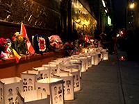 ニューヨーク追悼式